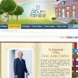 Portrait allégé du roi Juan Carlos Ier d'Espagne. Le site Internet de la monarchie espagnole a lancé en décembre 2013 une interface jeunesse. Une version bande dessinée et ludique de l'outil de communication de la Maison royale...