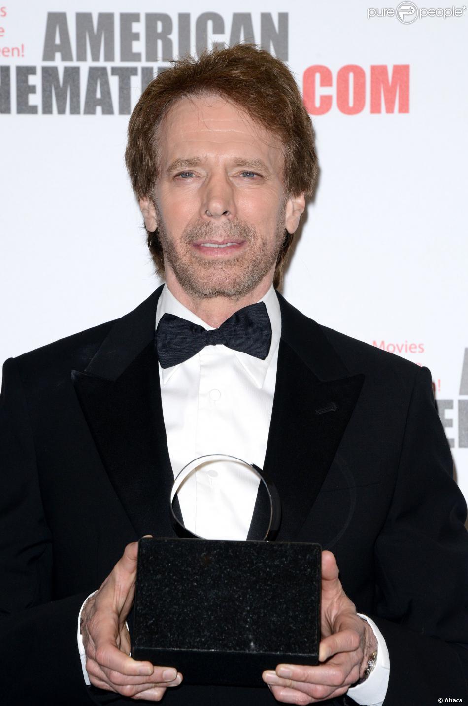 Jerry Bruckheimer lors des 27e American Cinematheque Awards qui l'honore Jerry Bruckheimer à Beverly Hills le 12 décembre 2013