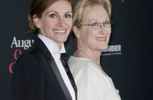 Julia Roberts : Boyish et radieuse devant Meryl Streep, Ewan McGregor amoureux