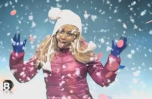 Enora Malagré et Cyril Hanouna : Bataille de neige complice avant Noël !