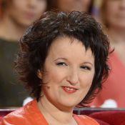 La drôle Anne Roumanoff, à l'honneur face à Pierre Niney et Guillaume Gallienne