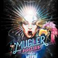 Affiche du spectacle Mugler Follies au théâtre Comédia à Paris