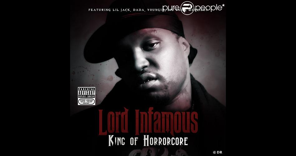 Lord Infamous - King of Horrorcore (2012).