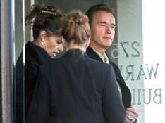 Arnold Schwarzenegger : une petite visite à sa belle-mère hospitalisée...