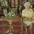 """""""Image extraite du message de voeux de Noël de la reine Elizabeth II le 25 décembre 2013"""""""