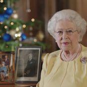 Elizabeth II : Le prince George de Cambridge au coeur de ses voeux de Noël 2013