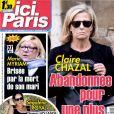 Le magazine Ici Paris du 31 décembre 2013