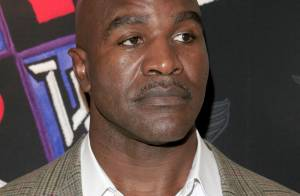 Evander Holyfield : Son fils défend ses propos homophobes