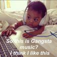 50 Cent dévoile le visage de son fils Sire Jackson, 1 an.