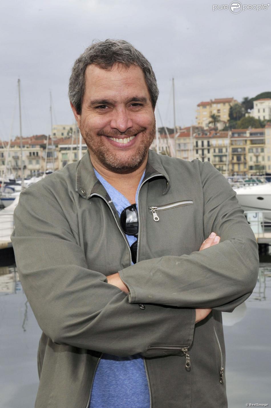 Michel Courtemanche à Cannes, le 8 octobre 2012.