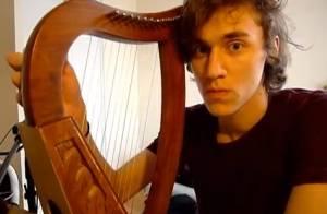 Nouvelle Star 2014 : Mathieu refait la BO de Game of Thrones à la harpe