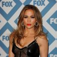 Jennifer Lopez assiste à la soirée du Winter All-Star TCA Press Tour de la chaîne FOX à l'hôtel Langham Huntington. Pasadena, le 13 janvier 2014.