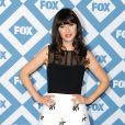 Zooey Deschanel assiste à la soirée du Winter All-Star TCA Press Tour de la chaîne FOX à l'hôtel Langham Huntington. Pasadena, le 13 janvier 2014.