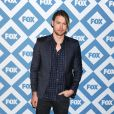 Chord Overstreet assiste à la soirée du Winter All-Star TCA Press Tour de la chaîne FOX à l'hôtel Langham Huntington. Pasadena, le 13 janvier 2014.