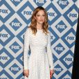 Jennifer Finnigan assiste à la soirée du Winter All-Star TCA Press Tour de la chaîne FOX à l'hôtel Langham Huntington. Pasadena, le 13 janvier 2014.