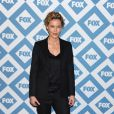Connie Nielsen assiste à la soirée du Winter All-Star TCA Press Tour de la chaîne FOX à l'hôtel Langham Huntington. Pasadena, le 13 janvier 2014.