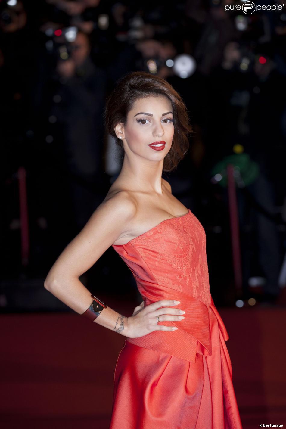 Tal - 15e edition des NRJ Music Awards à Cannes. Le 14 decembre 2013