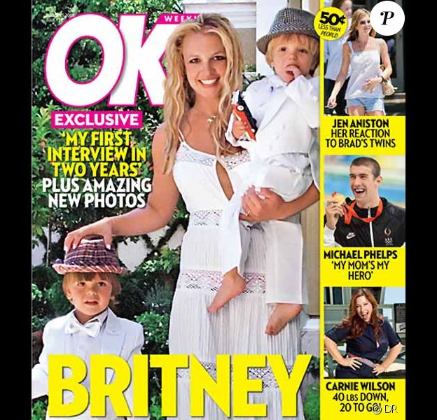Britney Spears, Sean et Jayden