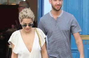Rita Ora et Calvin Harris ont rompu : La star blonde est célibataire...