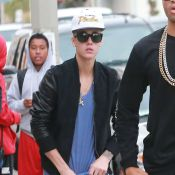 Justin Bieber : L'affaire du lancer d'oeufs pourrait lui coûter son visa...