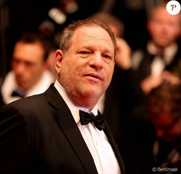 Harvey Weinstein à Cannes, le 22 mai 2013.
