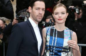 Fashion Week : Kate Bosworth radieuse et amoureuse chez Dior