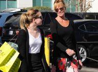 Melanie Griffith : Radieuse pour une séance shopping avec sa fille Stella