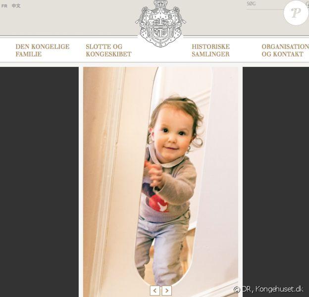 La princesse Athena de Danemark, fille du prince Joachim et de la princesse Athena de Danemark, a eu 2 ans le 24 janvier 2014. Photo par Steen Brogaard réalisée à l'occasion de cet anniversaire et publiée sur le site de la cour danoise.