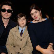 Valérie Donzelli et Jérémie Elkaïm : Parents stylés auprès de leur fils, Gabriel