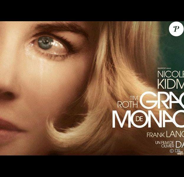 Affiche teaser du film Grace de Monaco d'Olivier Dahan