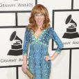 Kathy Griffin lors des 56e Grammy Awards au Staples Center. Los Angeles, le 26 janvier 2014.