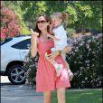 Jennifer Garner et Violet