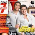 Magazine Télé 7 Jours du 8 au 14 février 2014.