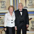 Garry Marshall et Barbara lors des Writers Guild Awards à Los Angeles le 1er février 2014