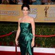 Sandra Bullock lors des Screen Actors Guild Awards à Los Angeles le 18 janvier 2014