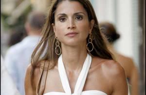 PHOTOS : Rania de Jordanie, une sublime reine à Saint-Tropez !