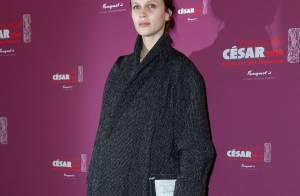 César 2014 : Marine Vacth, enceinte, et Géraldine Pailhas, sa maman de cinéma