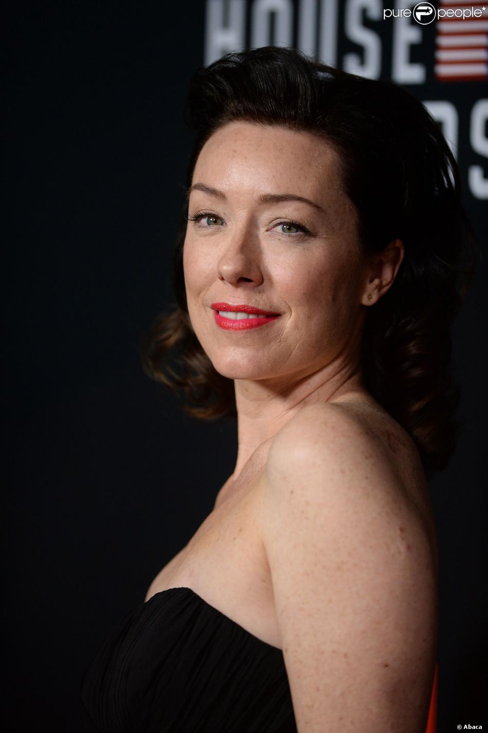 Molly Parker - Pictures, News, Information from the web