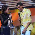 Stromae a été le grand showman de la 29e cérémonie des Victoires de la Musique, le 14 février 2014 au Zénith de Paris.