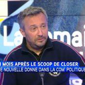 Affaire Hollande-Gayet: Le paparazzo Sébastien Valiela dément avoir fait fortune