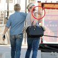 Ellen Degeneres et Portia de Rossi se baladent, main dans la main, le jour de la Saint-Valentin à West Hollywood.