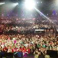 La première des Enfoirés 2014, jeudi 16 janvier 2014, au Zénith de Strasbourg