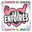 """""""La Chanson du bénévole"""" par Les Enfoirés, disponible en téléchargement légal le 2 décembre 2013."""