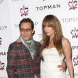 Jennifer Lopez et Marc Anthony à New York, le 1er avril 2009.