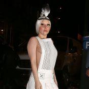 Lady Gaga : Pocahontas sexy ou yéti moelleux, la diva agite New York