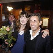 Nicolas Sarkozy : ''C'est Carla, la patronne de notre couple !''