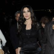 Fashion Week : Monica Bellucci radieuse pour la fable Dolce & Gabbana