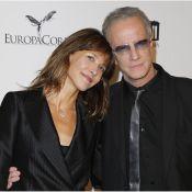 Les amoureux Sophie Marceau et Christophe Lambert par Besnehard : Ses 'enfants'