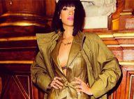 Fashion Week : Rihanna, sublime spectatrice chez Balmain et Lanvin
