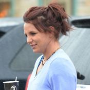 Britney Spears : Relax et sans maquillage, elle se détend avec David